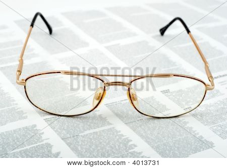 Eyeglasses Golden