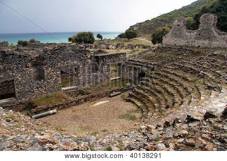 Ruins Of Odeon