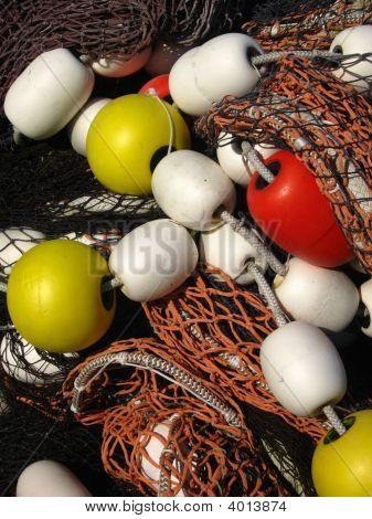Fish Net Floaters