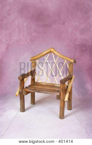 Wooden Chair 1