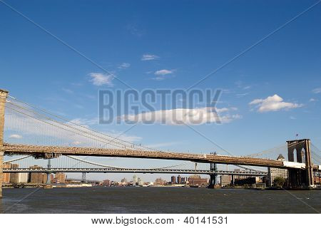 3 Bridges In New York