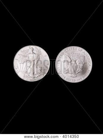 Silver Liberty Coins