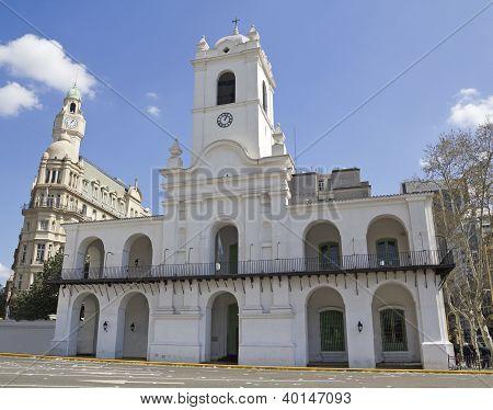 Cabildo Building, Buenos Aires