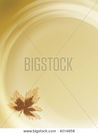 Flowing Fall Background