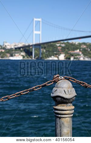Bosporus Strait, Istanbul Pier