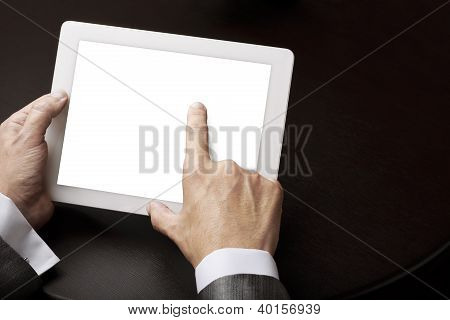 Tablet Pc Blank