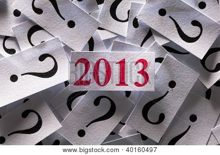 What Will Happen In 2013