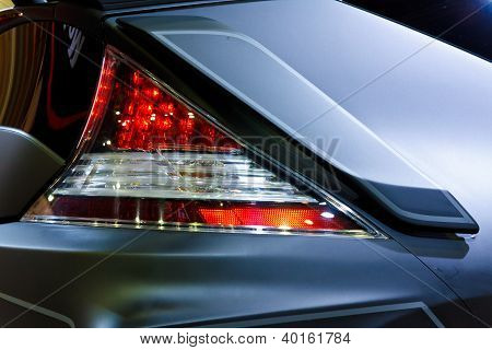 Honda Ts-1X's Tail Light