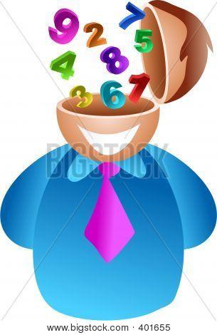 Número del cerebro
