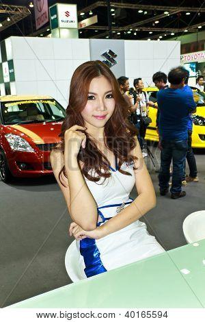 Female Presenter Of Suzuki