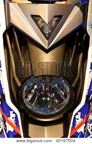 Yamaha Ttx's Headlight