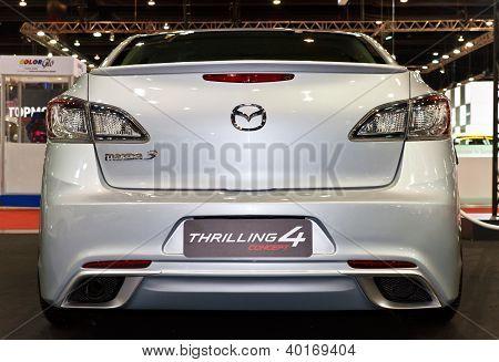 Mazda 3 Thrilling-4 Concept