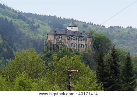 Small Castle In The Eifel