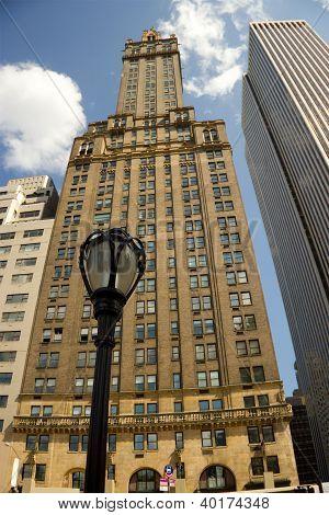 Upper East Side Buildings In New York