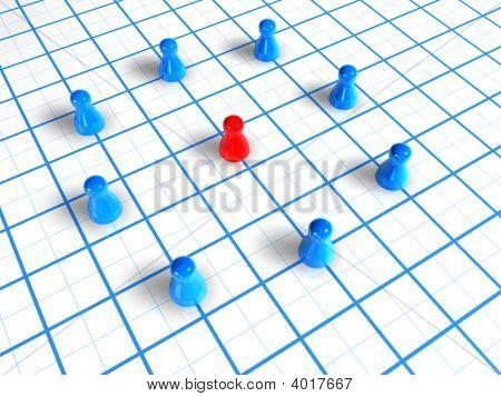 Circle Pawns