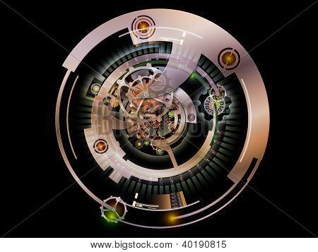 Clockwork Visualization