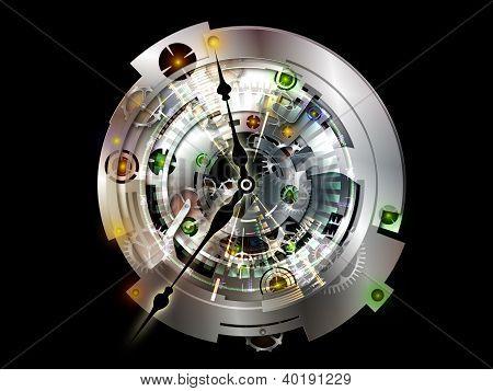 Numeric Vision Of Clockwork