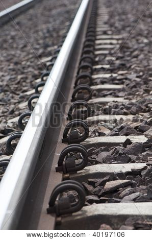 Lock On Rail Track