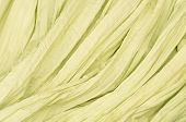 Citron Color Close Up Cotton Texture Background