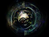 image of time machine  - Clockwork Series - JPG