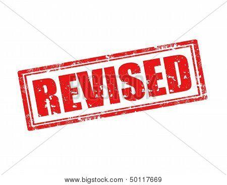 Revised-stamp