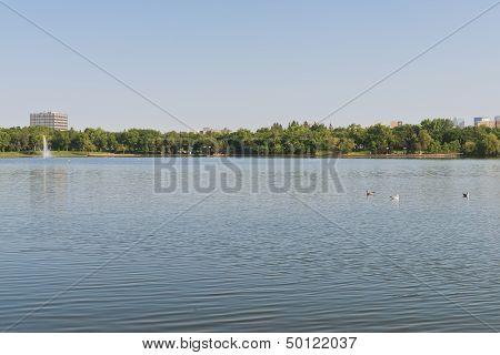 Wascana Lake