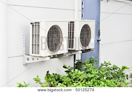 Wall Aircondition Installed