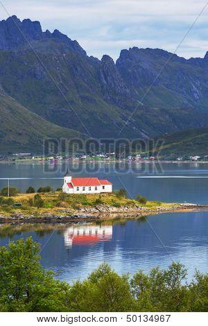 Lofoten island,Norway
