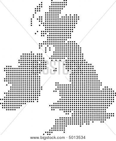 Uk Dot Map