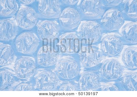Close-up Of Bubble Wrap