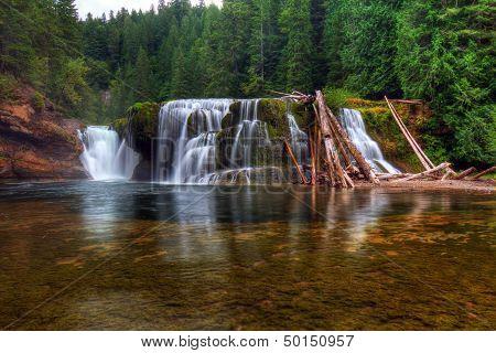 Lower Falls Lewis River