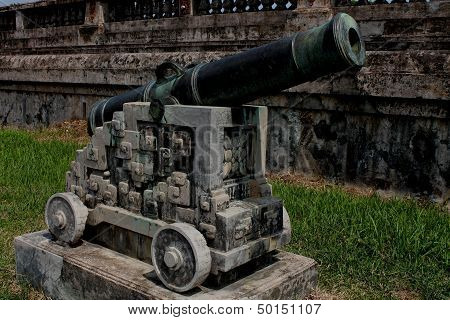 Imperial Palace Cannon