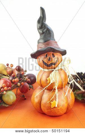 Cute Little Pumpkin Decoration