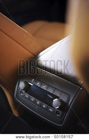 Rear Car Audio System