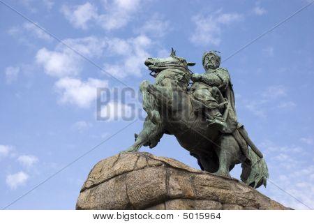 Bogdan Khmelnitsky Monument
