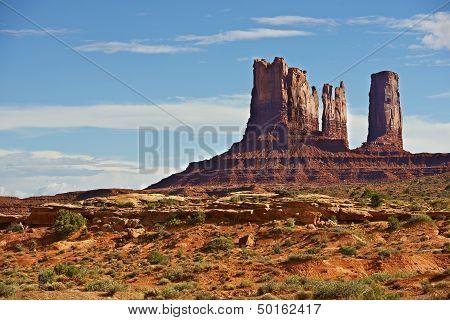 Monuments Scenery