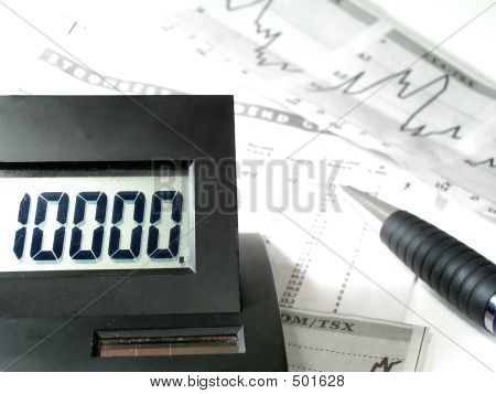 Stock Calculation