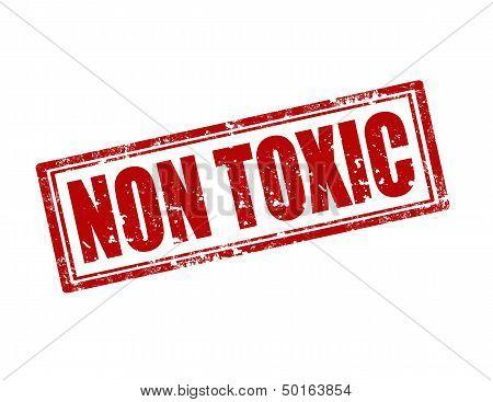 Non Toxic-stamp