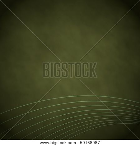 3D Graphic Of A Stylish Waved Background  With Vintage Waves