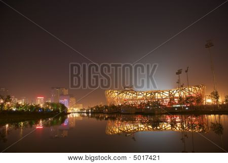Beijing Night View