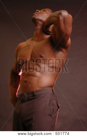 Buff Male Body
