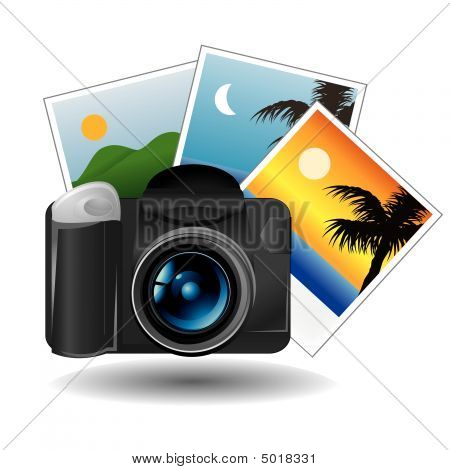 Camera And Photos
