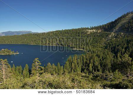 Lake Tahoe Sierra Nevada