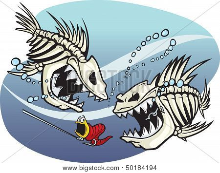 Skelefish