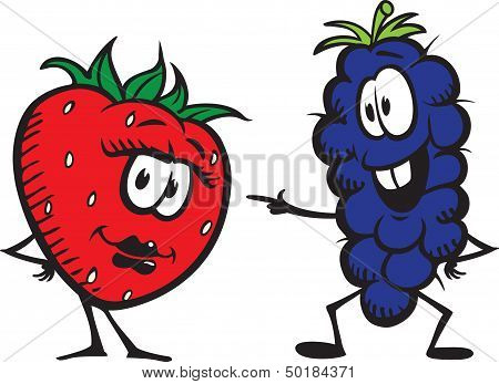 Strawberries_n_grapes