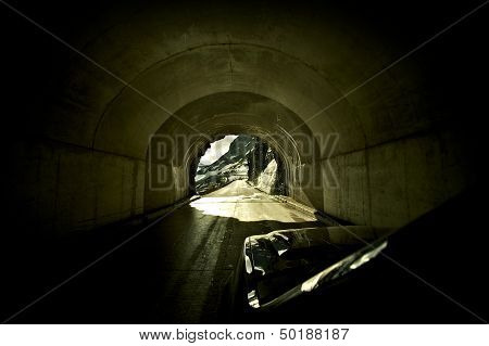 Mountain Road Tunnel