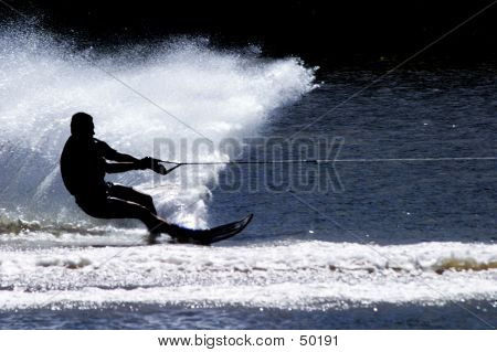Water Skier..
