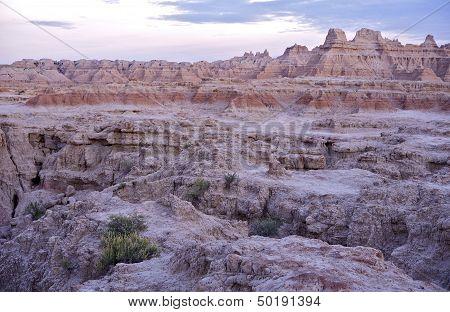 Badlands Nature Wonder