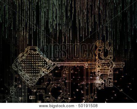 Visualization Of Key Code