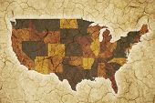 foto of drought  - USA Drought Background - JPG